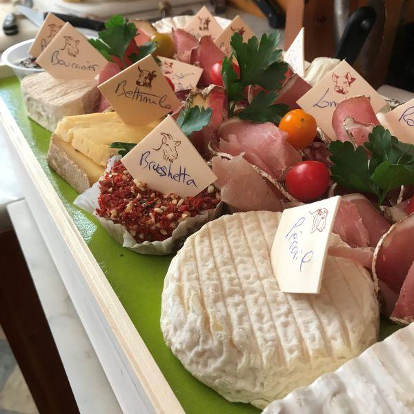 plateau fromage traiteur vaucluse