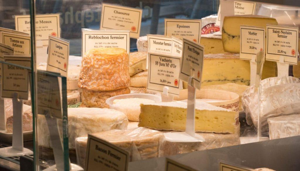 acheter fromages isle sur la sorgue