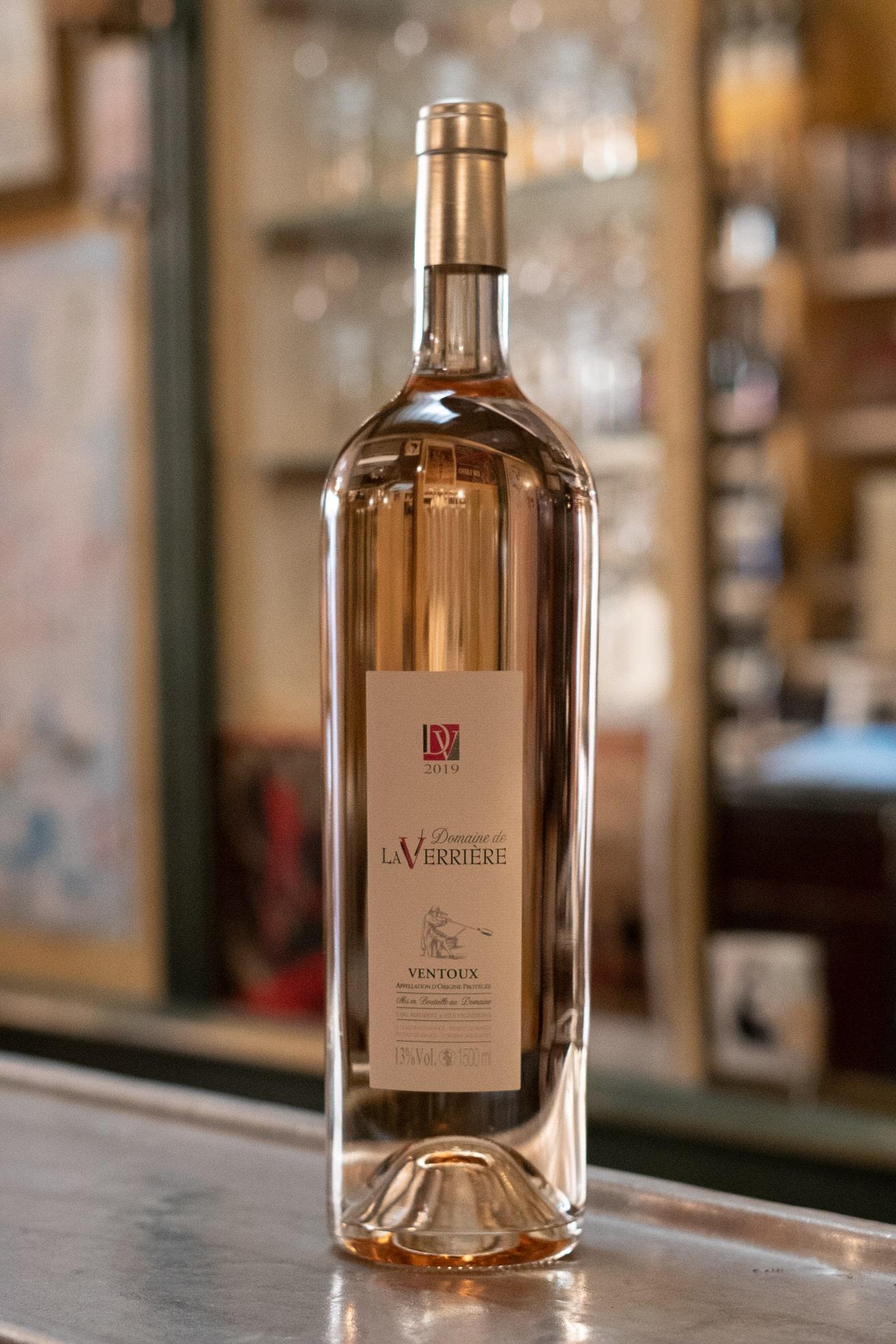 vin rose ventoux