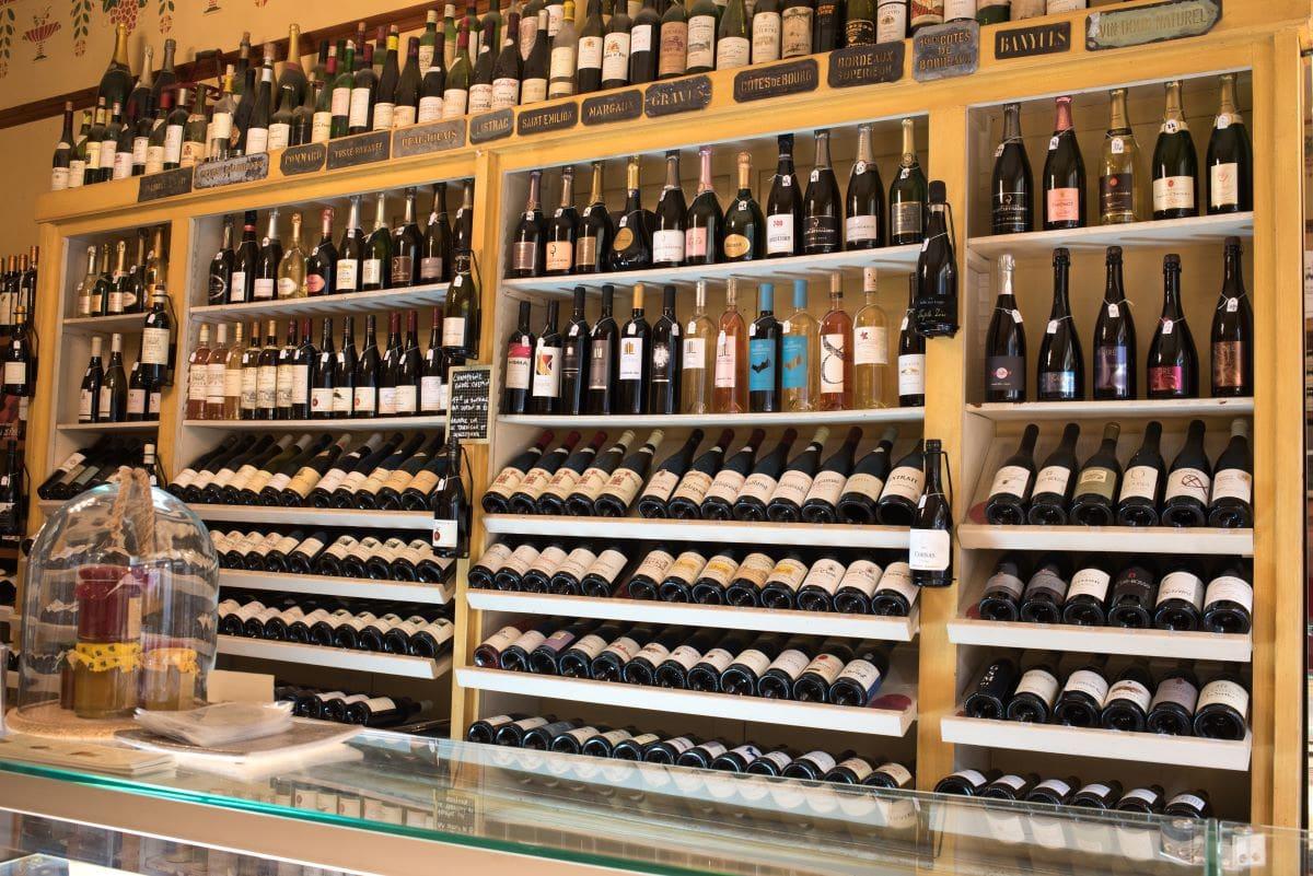 boutique vins isle sur la sorgue